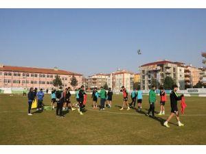 Manisa Büyükşehir Belediyespor'da TEK Hedef Galibiyet