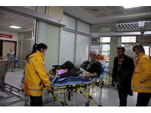 Kayseri'de Bir Kişi H1n1 Şüphesiyle Tedavi Altına Alındı