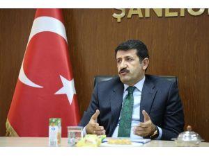 Eyyübiye Belediye Başkanı Mehmet Ekinci,