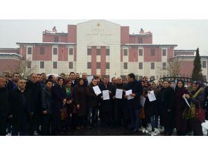 Kılıçdaroğlu'na Düzce'den 500 Dilekçeyle Suç Duyurusu