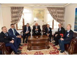 Gümrükçülerden Edirne Vali Vekili Tanç'a Ziyaret