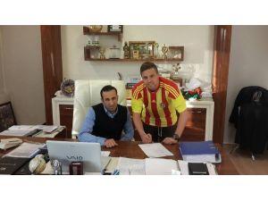 Alima Yeni Malatyaspor'da Koçer İmzayı Attı