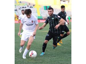Karşıyaka: 0 - Akhisar Belediyespor: 2