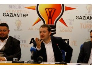 AK Parti Gençlik Kolları Genel Başkanı Ecertaş Bilecik'e Geliyor