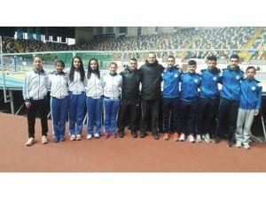Seyhan Belediyesporlu Atletlerin Başarısı
