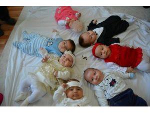 Gebe Okulu Mezunları Doğum Sonrası Buluştu