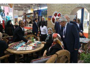 Turizm organizatörlerine göz kırpan Kars EMITT fuarında