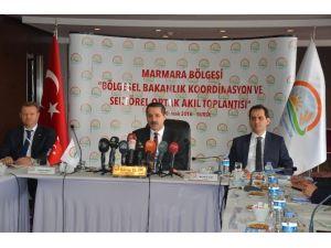 Bursa'da Marmara Bölgesi Ortak Akıl Toplantısı