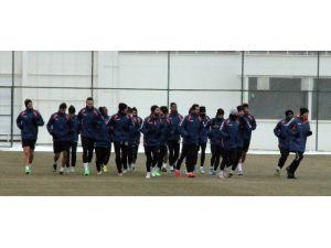 Torku Konyaspor Antalyaspor Maçı Hazırlıklarını Sürdürüyor