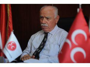 MHP Malatya İl Başkanı: Gözaltına alınan iş adamları pırıl pırıl insanlar