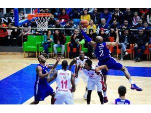 Spor Toto Basketbol Ligi'nde İkinci Yarı Heyecanı