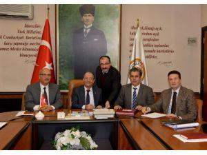 Edes Proje Sözleşmeleri İmzalandı