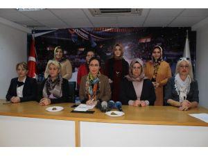 AK Parti'li Kadınlardan Diyarbakır Ziyareti