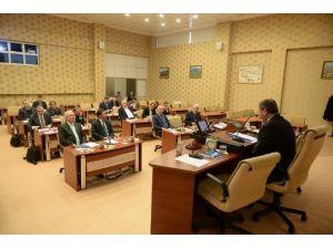 Küsi Planlama Ve Geliştirme Kurulu Toplantısı