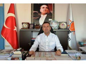 AK Parti Çanakkale İl Yönetimi Görevden Alındı