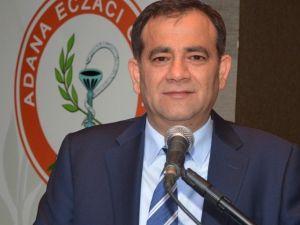 """Adeo Başkanı Özkan: """"Eczacılar Suriyeli Sığınmacı Reçetelerinde Mağdur"""""""