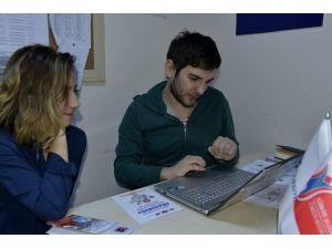 Genç Bank Projesi Tepebaşı İle Eskişehir'de