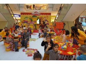 Play-doh İle Hayaller Espark'ta Şekilleniyor
