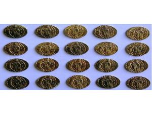 Muğla'da tarihî altın sikkeler ele geçirildi
