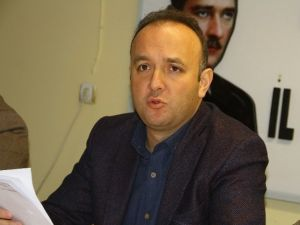 CHP Samsun İl Başkanlığı'nın Yeni Yönetimi Basınla Bir Araya Geldi