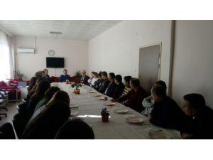 Lapseki Meslek Yüksek Okulunda Akademik Genel Kurul Toplantısı