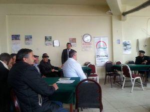 Çiftlik İlçe Tarım Müdürlüğünden Çiftçilere Eğitim