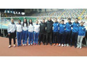 Seyhan Belediyesporlu 6 atlet Milli Takıma seçildi