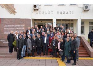 AK Parti Çanakkale İli Teşkilatları Kılıçdaroğlu'ndan Şikayetçi Oldu