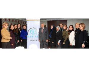"""Başkan Karaosmanoğlu: """"Kadınlarımız İş Hayatında Daha Etkin Olmalılar"""""""