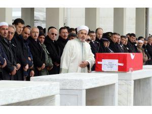 Şehit polis Tayfur, son yolculuğuna uğurlanıyor
