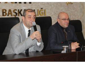 AK Parti İl Başkanı Hüzeyin Cahit Özden: