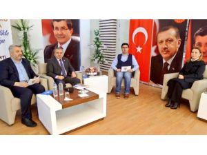 AK Parti MKYK Üyesi Ve Malatya Milletvekili Öznur Çalık: