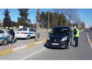 Trafik Ekipleri Denetim Faaliyetlerini Arttırdı