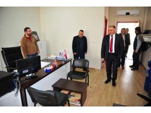 Orhangazi Belediyesi'nden Mülteci İrtibat Bürosu