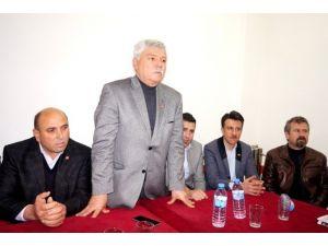 """Manisa CHP İl Başkanı Halil Tokul: """"Şeffaf Siyaset Yapacağız"""""""