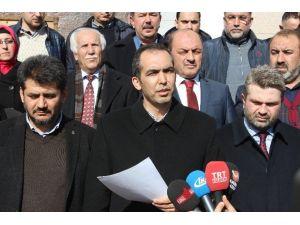 Kahramanmaraş'ta 52 Kişilik Heyet, Kılıçdaroğlu Hakkında Suç Duyurusunda Bulundu