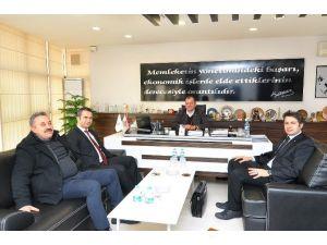 Ziraat Katılım'dan Çorum TSO'ya Ziyaret