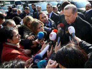 Erdoğan: Operasyonların ardından kentsel dönüşüm süreci başlayacak