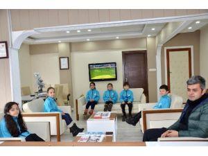 Minik Cimnastikçiler Sakarya'ya Uğurlandı