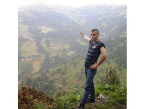 Trabzon'da Karlar Arasında Erkek Cesedi Bulundu