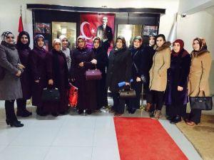 AK Parti Bayburt Kadın Kolları'ndan Kılıçdaroğlu Açıklaması