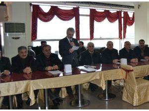 Kulu Ziraat Odası'ndan Bilgilendirme Toplantısı