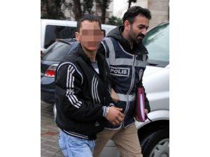 Cezaevinden İzinli Çıkıp Arkadaşı İle Hırsızlık Yapmış