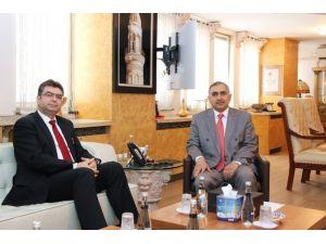 Milli Eğitim Bakan Yardımcısı Mardin'de