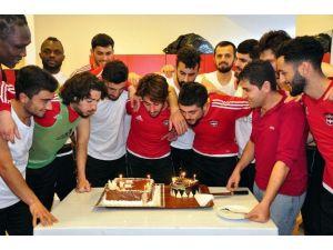 Gaziantepspor'da Çifte Doğum Günü