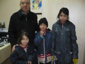 Mavi Yaşam Derneği'nden Mültecilere Yardım Eli