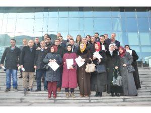 AK Parti Kapaklı İlçe Teşkilatı Yöneticilerinden Kılıçdaroğlu'na Suç Duyurusu