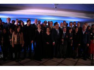 Altın Koza ödül töreninde gazetecilere özgürlük mesajı