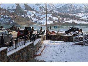 Tunceli'de PKK'ya yardımdan 10 kişi gözaltına alındı