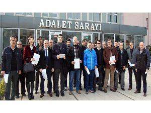 Bandırma AK Parti Teşkilatından Kılıçtaroğlu Hakkında Suç Duyurusu